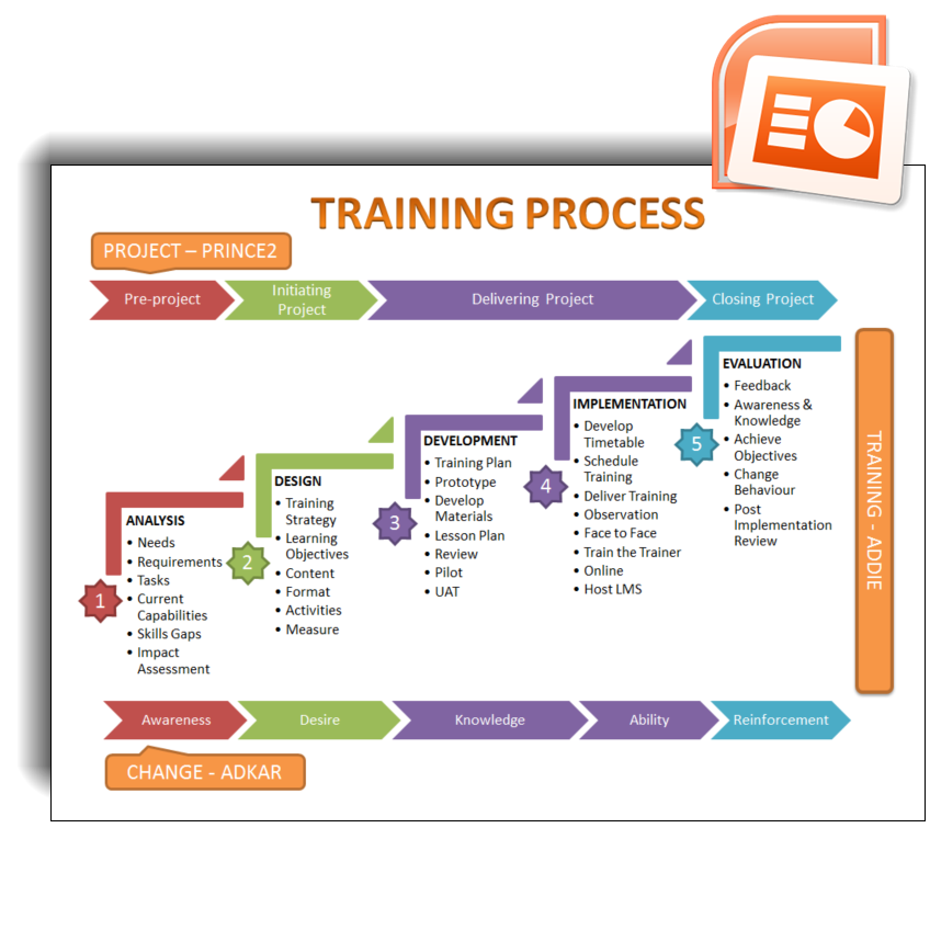 Cool Training Overview Template Contemporary Resume